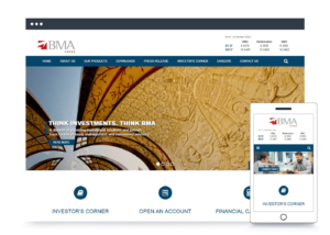 BMA Funds Mockup
